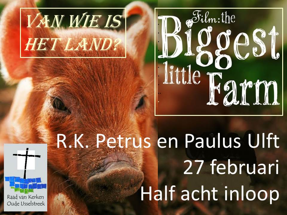 Poster The Biggst Little Farm 27feb2020